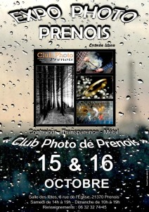Expo Club Prenois-2016
